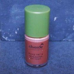 Produktbild zu alverde Naturkosmetik Rouge Tint & Highlighter – Farbe: Soft Peach