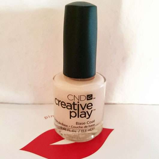 <strong>CND CREATIVE PLAY</strong> Base Coat