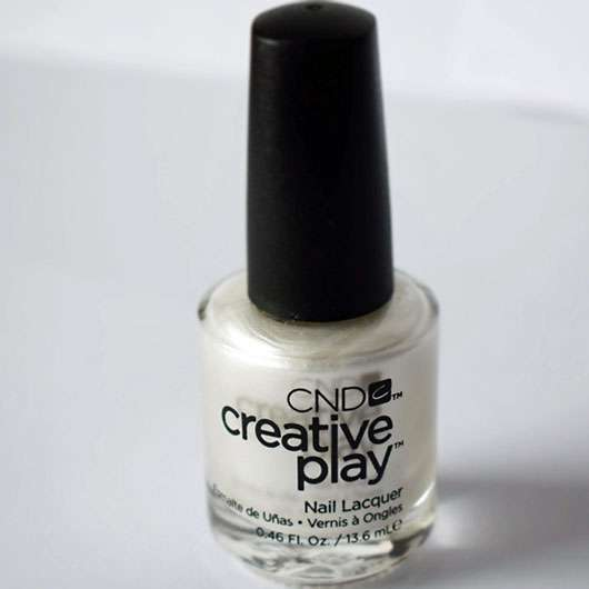<strong>CND CREATIVE PLAY</strong> Nail Lacquer - Farbe: Su-Pearl-Ative