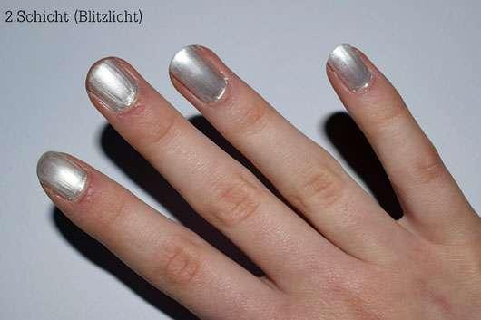 CND CREATIVE PLAY Nail Lacquer, Farbe: Su-Pearl-Ative - Zweite Schicht auf den Nägeln