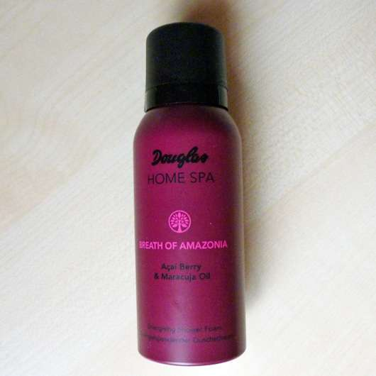 <strong>Douglas Home Spa</strong> Breath Of Amazonia Energising Shower Foam