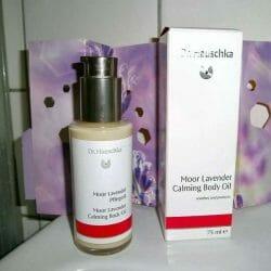 Produktbild zu Dr. Hauschka Moor Lavendel Pflegeöl