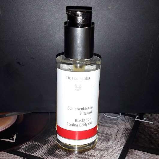 Dr. Hauschka Schlehenblüten Pflegeöl - Pumpspender