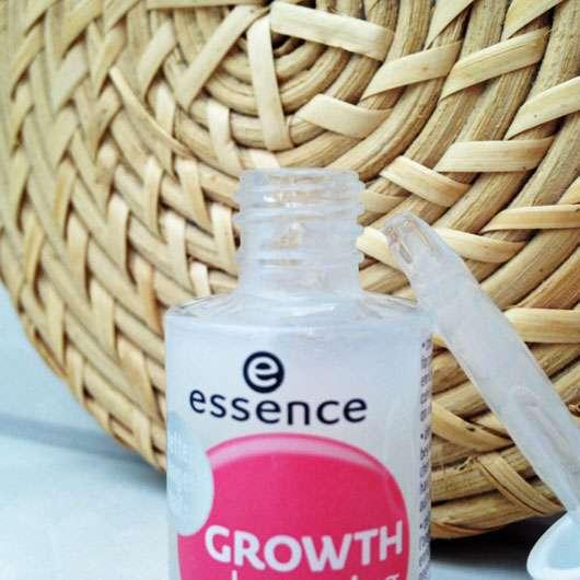 essence growth boosting drops Öffnung