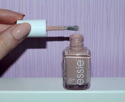 essie Nagellack, Farbe: 312 spin the bottle - Pinsel