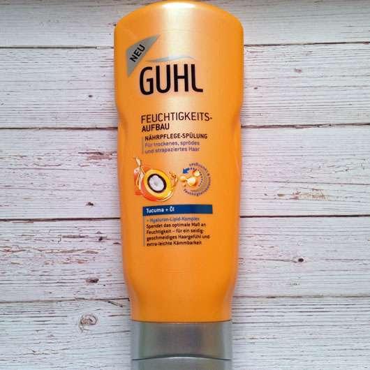 <strong>GUHL</strong> Feuchtigkeits-Aufbau Nährpflege-Spülung