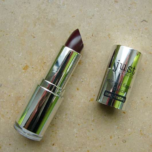 <strong>just cosmetics</strong> intense finish lipstick - Farbe: 200 bail