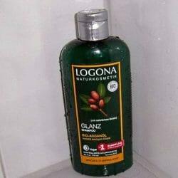 Produktbild zu LOGONA Glanz Shampoo Bio-Arganöl