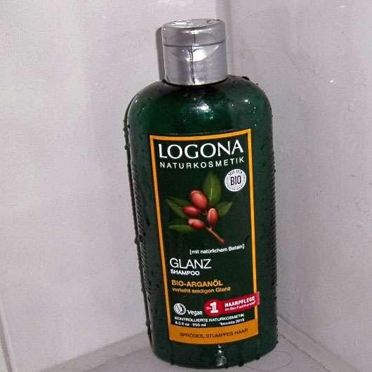 <strong>LOGONA</strong> Glanz Shampoo Bio-Arganöl