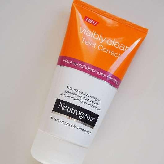 <strong>Neutrogena Visibly Clear</strong> Teint Correct Hautverschönerndes Peeling