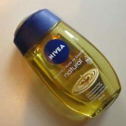 Produktbild zu NIVEA Natural Duschöl