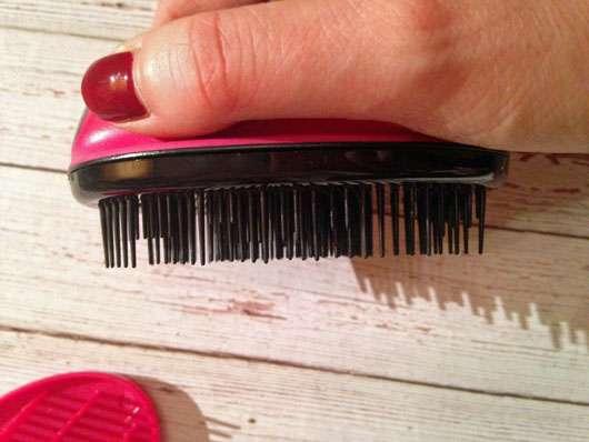 PARSA Beauty Profi Entwirr-Wunder Pocket - Borsten Seitenansicht