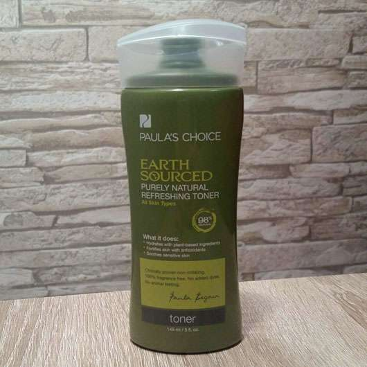 <strong>Paula's Choice</strong> Earth Sourced Refreshing Toner