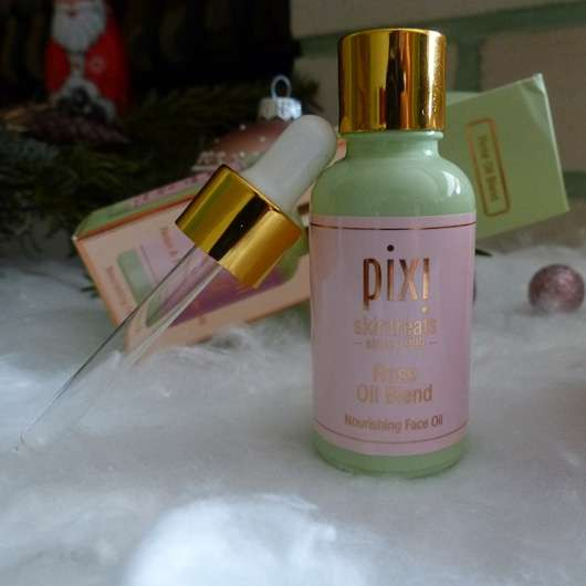 PIXI Rose Oil Blend Nourishing Face Oil