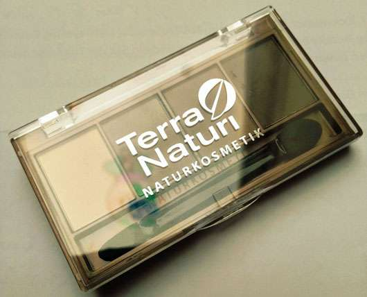 Terra Naturi Quattro Eyeshadow, Farbe: 05 Chocolate Variety Design