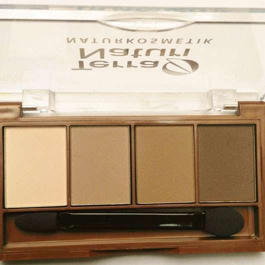 Terra Naturi Quattro Eyeshadow, Farbe: 05 Chocolate Variety Farben