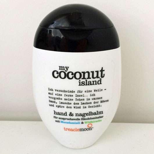 treaclemoon my coconut island hand- und nagelbalm