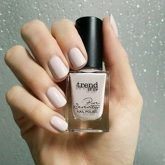 trend IT UP Pure Serenity Nail Polish, Farbe: 020 (LE)