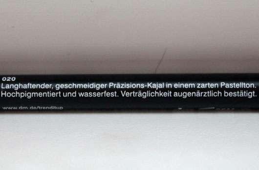 trend IT UP Soft Matte Kajal, Farbe: 020 Herstellerangaben