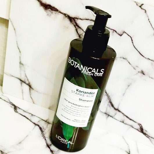 <strong>L'ORÉAL PARiS Botanicals Fresh Care</strong> Koriander Stärke-Kur Shampoo