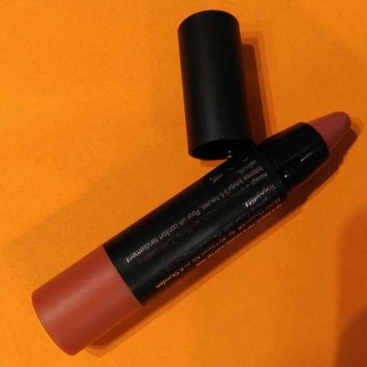 Catrice Matt 6hr Lip Artist in der Farbe 010 Bare Nude's Soul in geöffnetem Zustand
