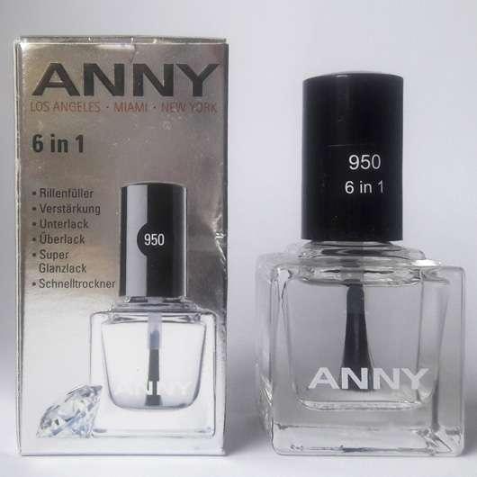 ANNY 6 in 1 Nail Polish