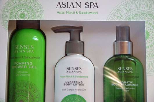 ARTDECO SENSES ASIAN SPA Deep Relaxation Hydrating Body Lotion gesamte Reihe