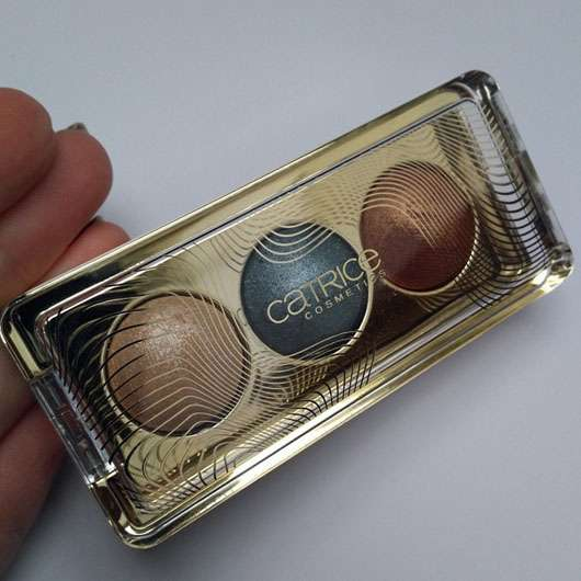 Catrice Pure Metal Palette, Farbe: C01 MEtal, Myself and I (LE)