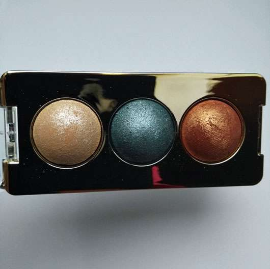 Catrice Pure Metal Palette, Farbe: C01 MEtal, Myself and I (LE) - Farben in Palette