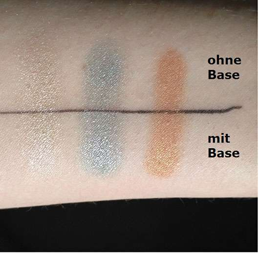 Catrice Pure Metal Palette, Farbe: C01 MEtal, Myself and I (LE) - swatches