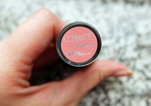 Catrice Ultimate Lip Colour, Farbe: 370 In A Rosegarden Nuance