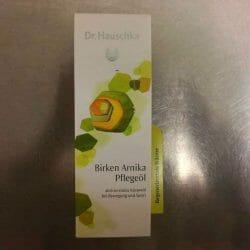 Produktbild zu Dr. Hauschka Birken Arnika Pflegeöl