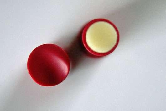 eos Smooth Spheres Organic Lip Balm, Sorte: Pomegranate Raspberry (Stift) Farbe