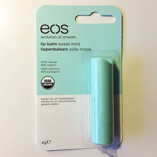 Eos Lippenpflege