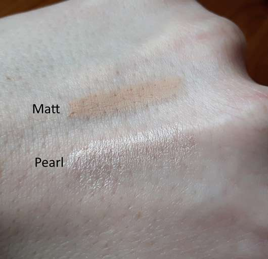 IsaDora Eye Lifter Duo Highlighter (LE) - Swatch
