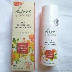 Produktbild zu Kivvi cosmetics 24h Balancing Facial Cream