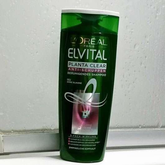 <strong>L'ORÉAL PARiS Elvital</strong> Planta Clear Anti-Schuppen Beruhigendes Shampoo