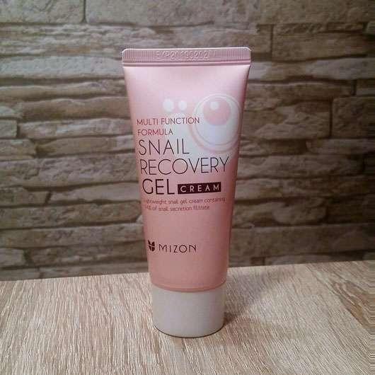 Mizon Snail Recovery Gel Cream Tube