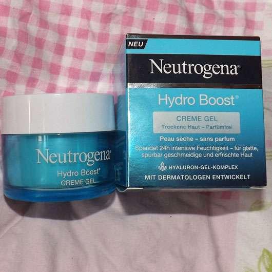 Neutrogena Hydro Boost Creme Gel (Trockene Haut)