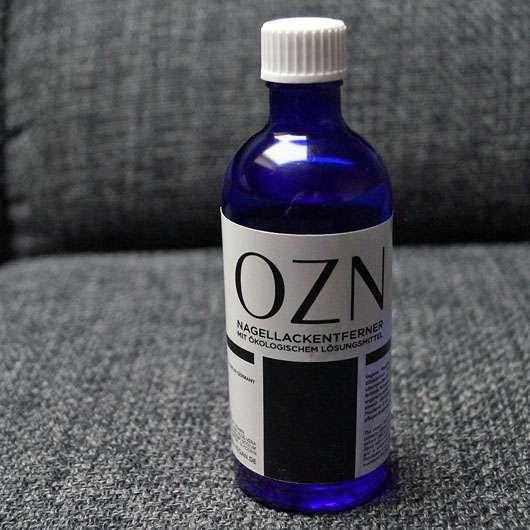 OZN Nagellackentferner - Flasche