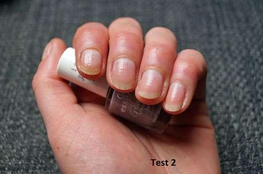 OZN Nagellackentferner - Nägel nach dem Ablackieren