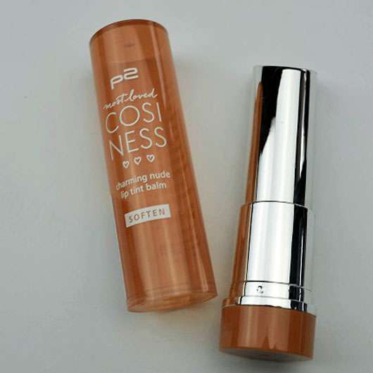 p2 most loved cosiness charming nude lip tint balm, Farbe: 030 balmy sense (LE)