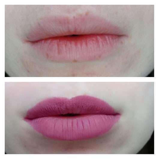 Rival de Loop Young Crazy Matt 'n' Lasting Matt-Lipgloss, Farbe: 02 trendsetter auf den Lippen