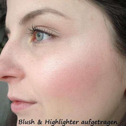 The Body Shop Fan Brush - Gesicht Auftrag Blush und Highlighter
