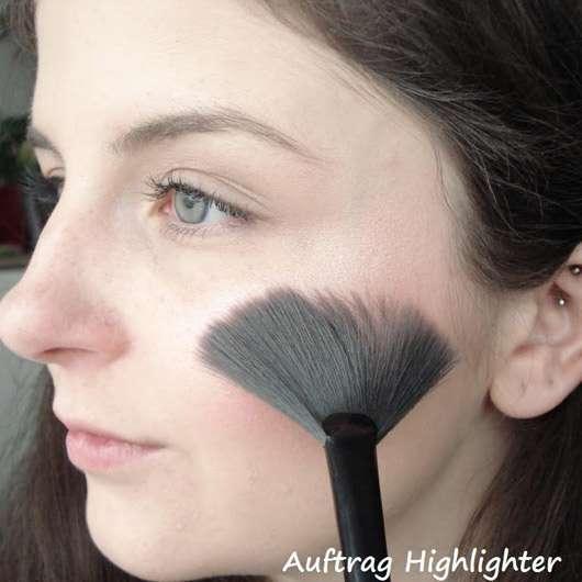 The Body Shop Fan Brush - Auftrag Highlighter