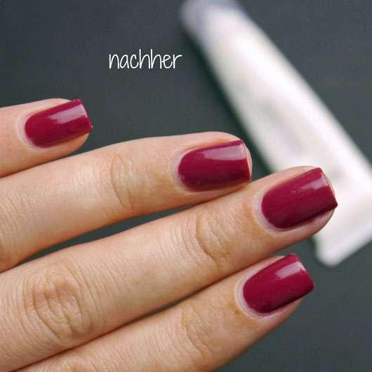 trend IT UP Enriching Nail & Cuticle Serum - Nägel nachher