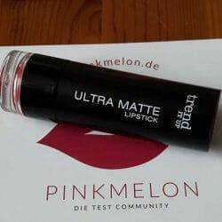 Produktbild zu trend IT UP Ultra Matte Lipstick – Farbe: 450