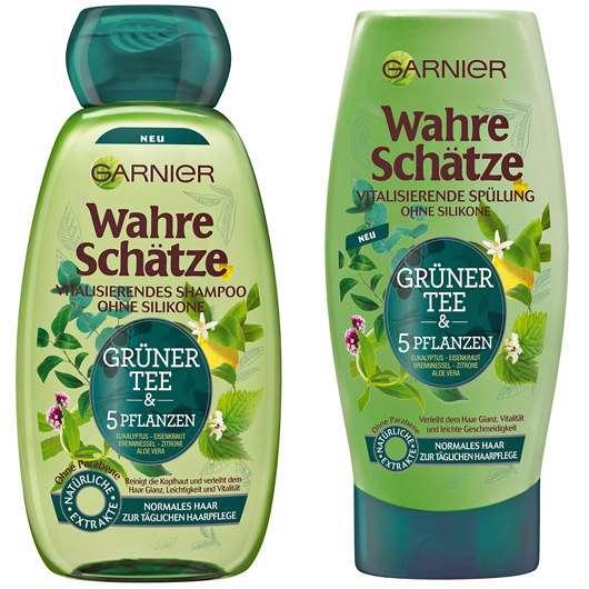 Garnier Wahre Schätze Grüner Tee & 5 Kräuter