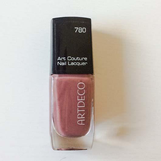 Fläschchen vom ARTDECO Art Couture Nail Lacquer - Farbe: 780 bouquet