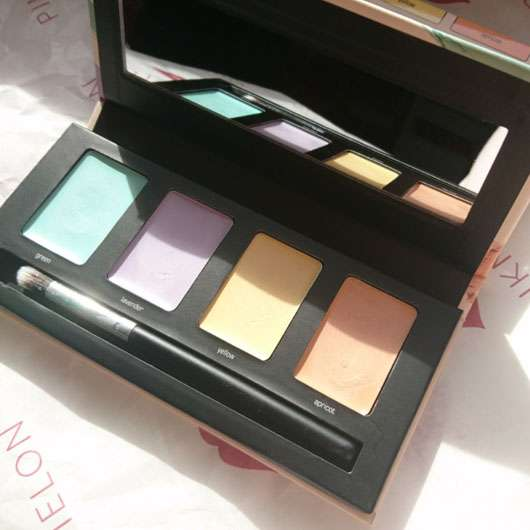 ARTDECO Most Wanted Color Correcting Palette (LE) Farben